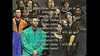 Watch Hezekiah Walker I Will Go In Jesus