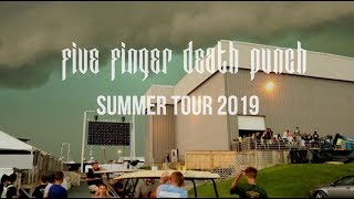Five Finger Death Punch - Summer Tour 2019