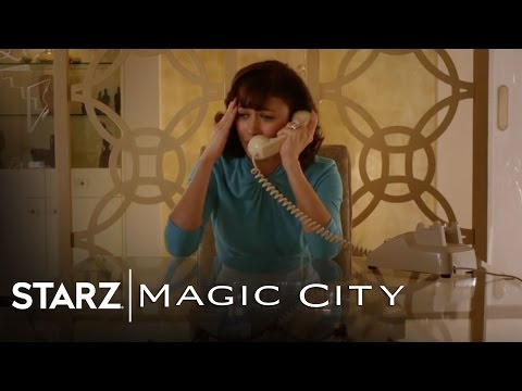 "Magic City | Ep. 3 Scene Clip ""You Gave It All Up For Me ..."