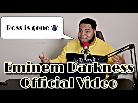 Eminem - Darkness (Official Video) (REACTION)