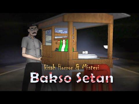 Satan's Meatballs / Ghost food | English sub, Horror Cartoons, Creepypasta Indonesia
