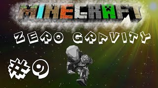 Minecraft | FTB: Unleashed | Zero Gravity #9 Quarry Time! Excellent!
