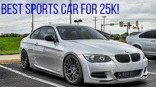 Here's Why the BMW 335is Is the Best Sports Car You Can Buy for $25,000!