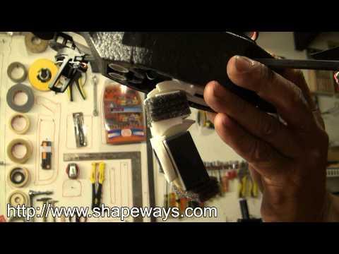 PARROT AR DRONE 2.0 CON GOPRO HERO 3