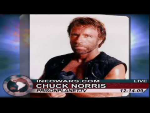 Alex Jones - Chuck Norris - Healthcare/Copenhagen - part 1/3