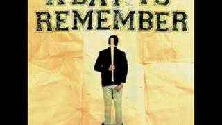 Watch A Day To Remember Heres To The Past video