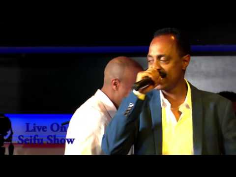 Wendimu Jirra Live  at Seifu on Ebs  Show