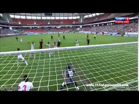 Russie 2-0 Maroc (Match de préparation Coupe du Monde 2014)