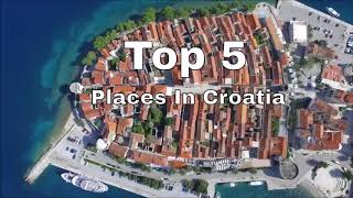 Croatia in Brief | European Nation | Republic of Croatia