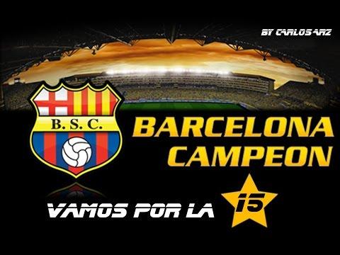 Barcelona Sporting Club .... Goles Inolvidables !!!!