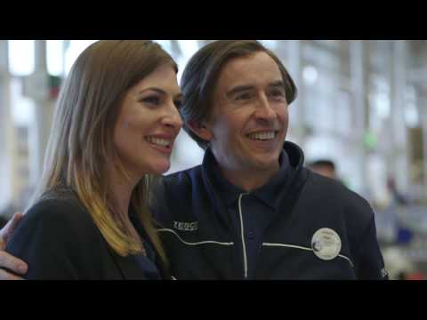 Tesco | Alan Partridge becomes a colleague for the day
