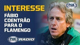 'É MUITO BOM TECNICAMENTE': Bueno analisa jogador pedido por Jorge Jesus no Flamengo