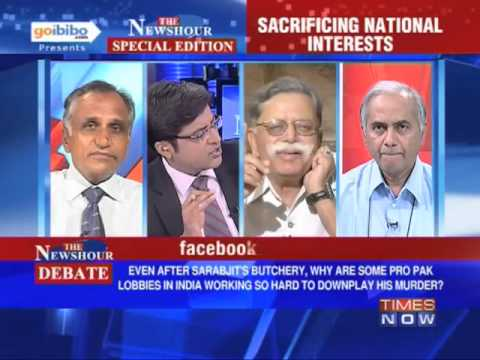 The Newshour Debate: Are Pakistan apologists sacrificing India's interest? (The Full Debate)