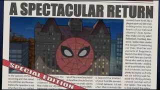 Spectacular Spider-Man - Instrumental intro