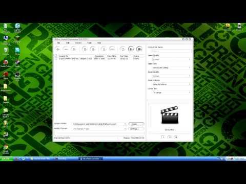 Как сжать видео с помощью Ultra Video Converter