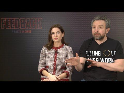 Ivana Baquero vuelve a los cines con el thriller 'Feedback'