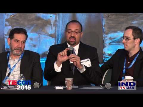 Big Data, IoT, & Cloud: Game Changers in the Oil & Gas Industry - TiEcon 2015