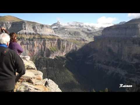 Ruta en 4x4  ( mirador del parque natural de Ordesa ) Pirineos
