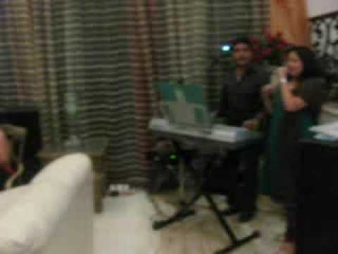 Sugra Agnelorajesh Singing Yeh Mera Dil At Sudharmas Dinner Party Colombo Sri Lanka video