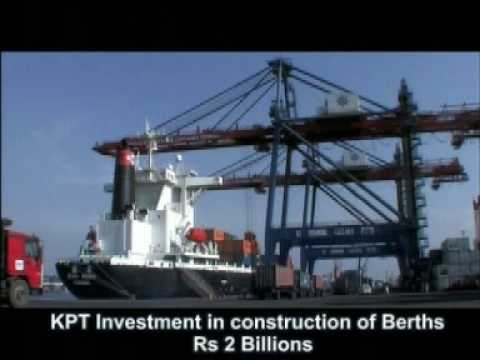 Karachi Port Trust, PICT is the Second Container Terminal of Karachi Port, www.pict.com.pk