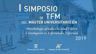I Simposio de TFM del Máster en Microbiología (MSPIEI)