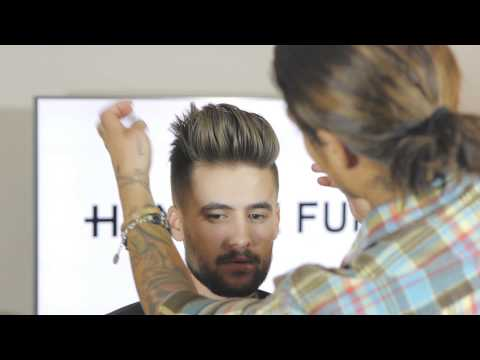 Undercut Hairstyle Video   2 Hairstyles for Men   How to Style