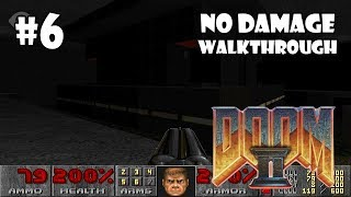 Doom II: Hell on Earth прохождение игры - Уровень 6: The Crusher (All Secrets + No Damage)