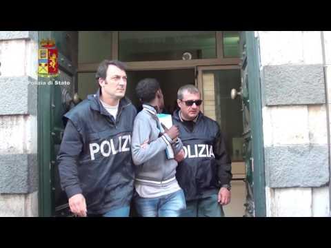 Operazione Somalia Express Arrestati Squadra Mobile Catania