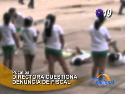 Pucallpa: Preocupación por red de prostitucion en colegios
