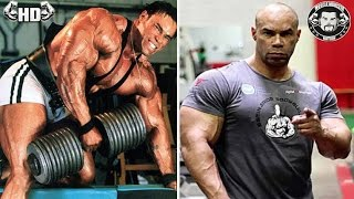 Kevin Levrone Is Training 6 Hours a Day To Win His Olympia 2016 Comeback