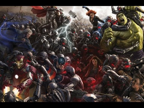 AVENGERS: AGE OF ULTRON Synopsis Is Released - AMC Movie News