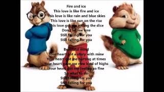 Still falling for you lyrics chipmunk version