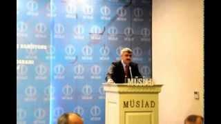 Mustafa ALBAYRAK - MÜSİAD Sektör Kurulları Toplantısı