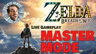 Master Mode Great Plateau Challenge! [Legend of Zelda: Breath of the Wild]
