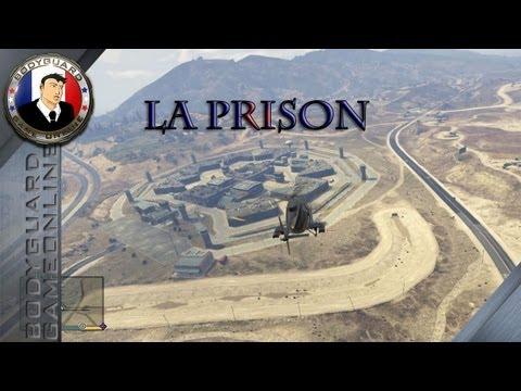 GTA 5 Prison - Faute Etre Motive Pour Attaquer Cette Forteresse