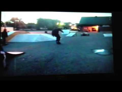 New Liskeard Skatepark Old Skate Park in New Liskeard
