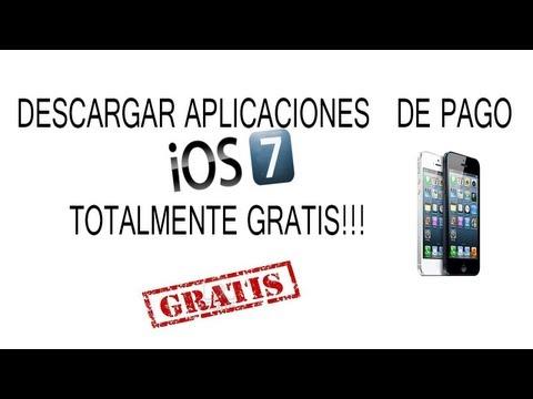 Descargar Aplicaciones De Pago Completamente Gratis iOS 8  !Sin Jailbreak!