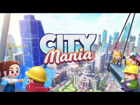 City Mania: Town Building Game APK Cover