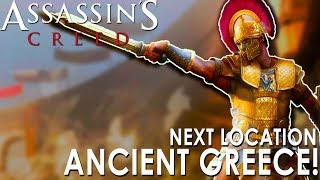 Assassin's Creed GREECE LEAKED!   Well... Not Really.