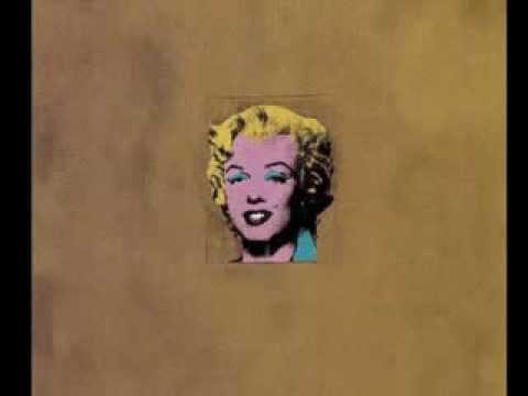 Marilyn Monroe 1962 Andy Warhol Warhol Gold Marilyn Monroe