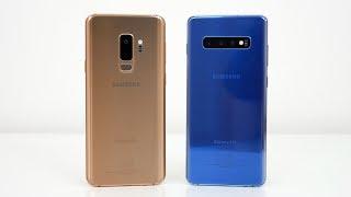 Samsung Galaxy S9+ vs S10+ Should You Upgrade?