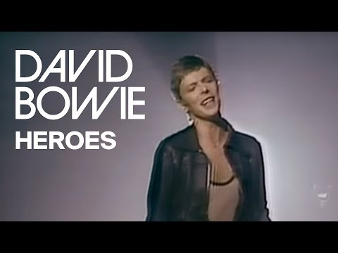 David Bowie - Heroes (Official Video) MP3