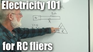 Electricity basics for RC fliers