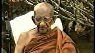 Interview and Funeral of Ven. Balangoda Ananda Maithriya Thero