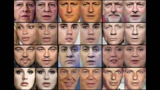You said that? - Synthesizing videos of talking faces from audio