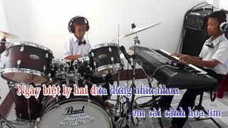 Lưu Bút Ngày Xanh - Hòa Tấu có lời BOLERO -  Nhạc sống PHONG BẢO