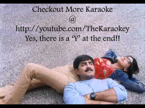 Nuvvu Nuvvu::telugu Karaoke::khadgam::srikanth::raviteja video