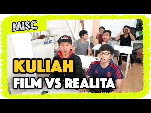 Film vs. Realita: Kuliah