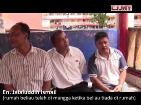 Setiausaha Kerajaan Negeri Johor bahagian perumahan memangga rumah di