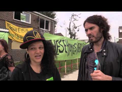 Ignore Parliament - Take Action! Russell Brand The Trews (E155)